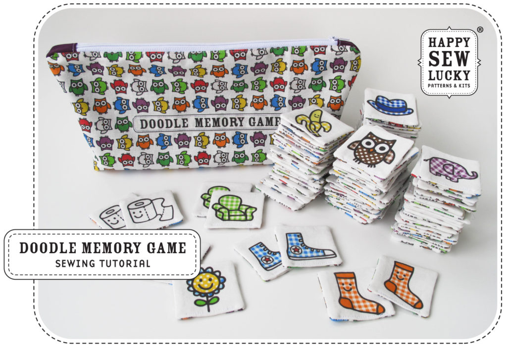 DOODLE MEMORY GAME
