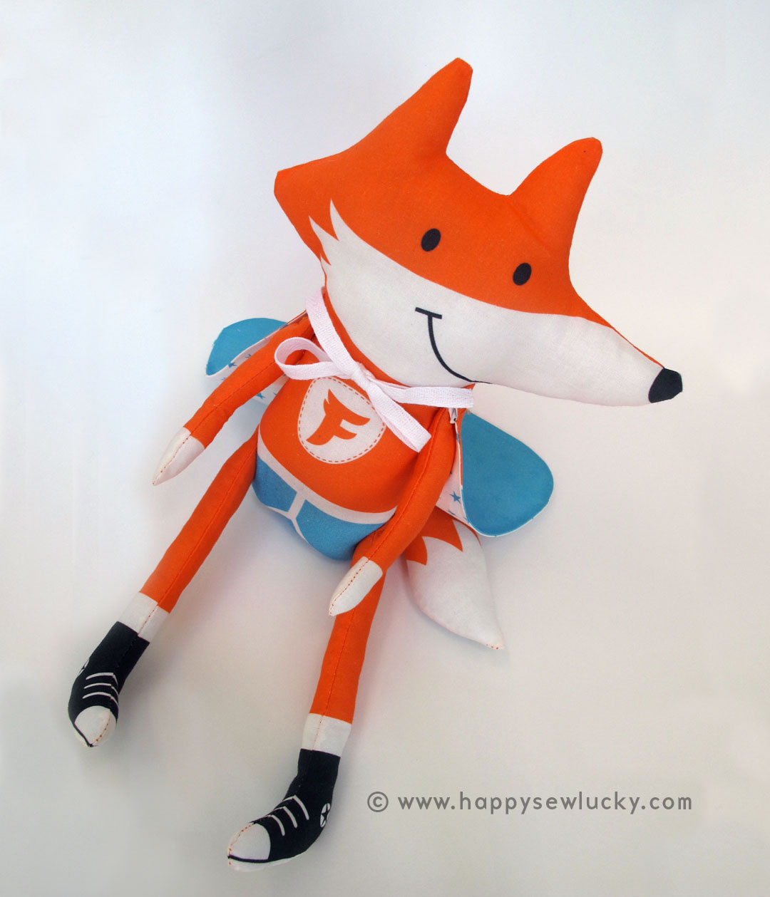 FAB FOX STUFFY