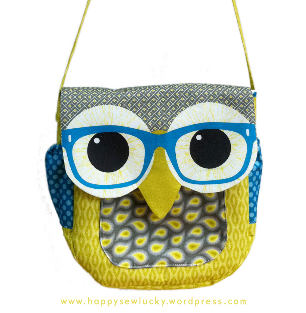 GEEKY OWL BAG